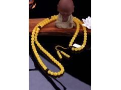 蜜蜡手串戴哪只手,戴蜜蜡手串有什么讲究